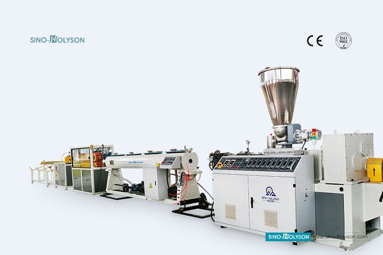 20-63mm C-PVC Pipe Making Machine